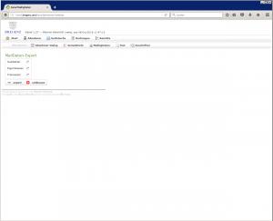 Starter Maildaten-Export CSV